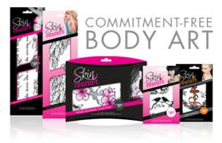 Skin Couture commitment-free body art
